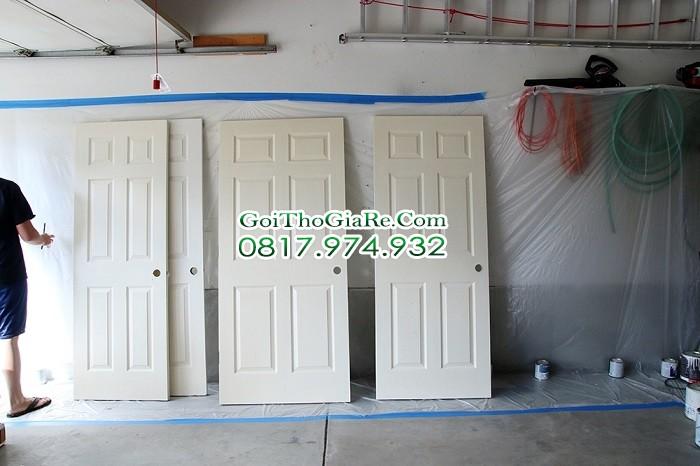 Lời khuyên cho sơn cửa gỗ nội thất mà bạn nên biết