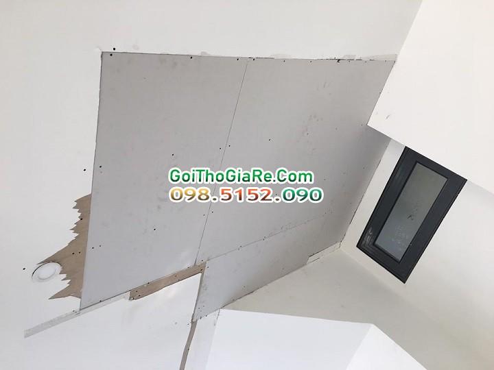 Sửa trần thạch cao tại đô thị Hà Đông
